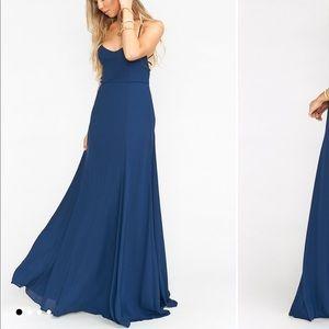 Bridesmaid dress by Show me your Mumu